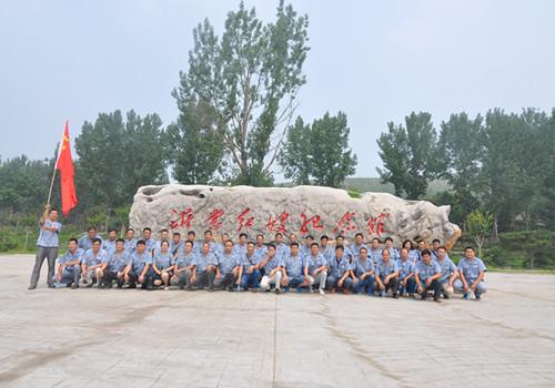 公司隆重慶祝建黨95周年